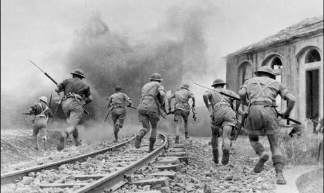 Casualties at War